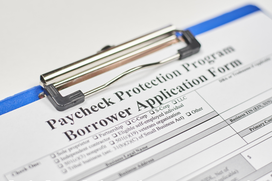 DST blog, ppp loan forgiveness , paycheck protection application
